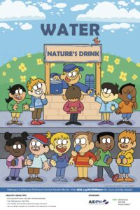 """Water, Nature's Drink!"""